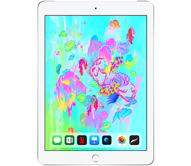Apple iPad 2018 128GB серебристый