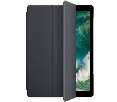 Чехол Apple Smart Cover для iPad Pro 12.9 серый