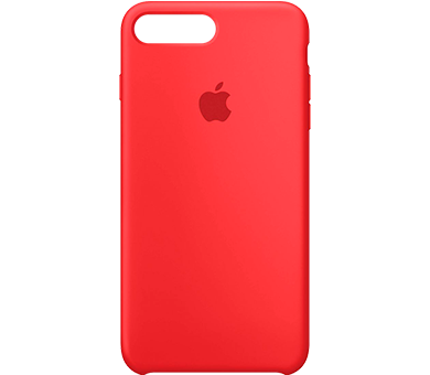 Чехол Apple Silicone Case для iPhone 8/7 Plus (PRODUCT)RED™ Special Edition