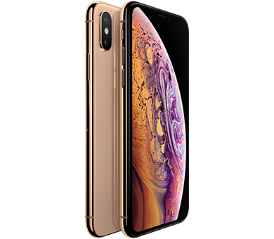 Apple iPhone Xs 64GB золотой