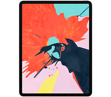 Apple iPad Pro 12.9 64GB серый космос