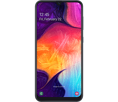 Samsung Galaxy A50 128GB черный [A505FN]