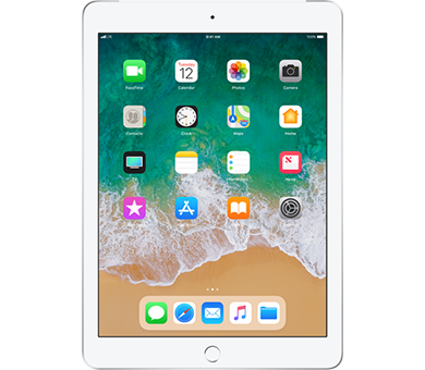 Apple iPad 2018 32GB серебристый