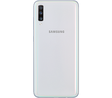 Samsung Galaxy A70 128GB белый [A705]