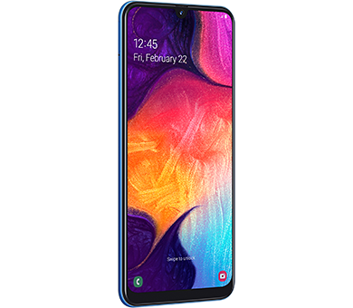 Samsung Galaxy A50 64GB синий [A505FN]