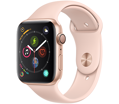 Часы Apple Watch Series 4 40 мм (GPS) золотой