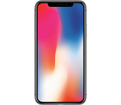 Apple iPhone X 256GB серый