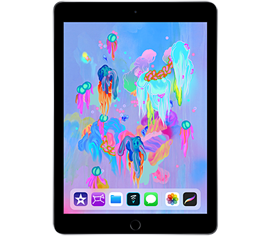 Apple iPad 2018 Wi-Fi 32GB серый космос