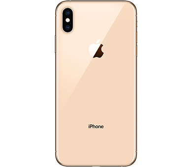 Apple iPhone Xs Max 256GB золотой